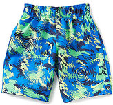 Nike Little Boys 4-7 Watercamo Printed Volley Swim Shorts