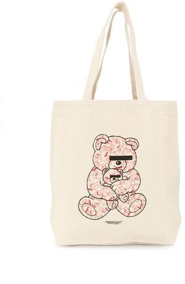 Undercover 30th Anniversary cotton tote bag