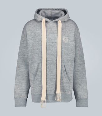 Loewe Oversized hooded sweatshirt