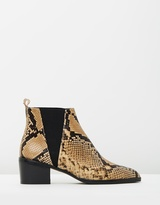 Whistles Belmont Snake Boots