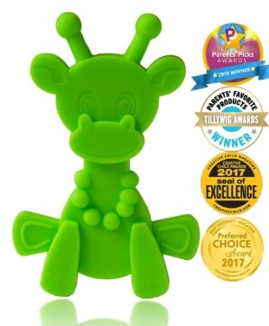 Bambeado Little Bambam Baby Teething Toy Extraordinaire