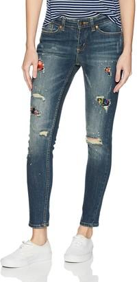 UNIONBAY Women's Fleur Skinny Denim Jean