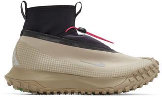Nike Khaki Gore-Tex ACG Mountain Fly Sneakers