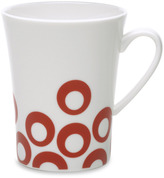 Mikasa Circle Chic Collection Mug
