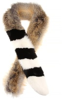 Off-White Fur scarf