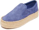 Tretorn Emilia Platform Espadrille Slip On Sneakers