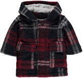Imps & Elfs Tartan Hooded Coat