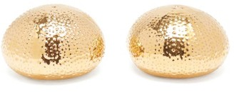 AERIN Sea Urchin Salt And Pepper Shakers - Gold