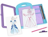 Melissa & Doug Girls' Princess Design Activity Kit