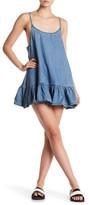 One Teaspoon Pinkie Denim Tank Dress
