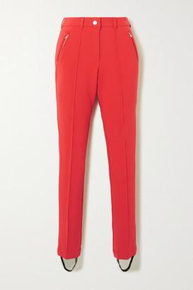 Fusalp Fuzz Stirrup Ski Pants - Red