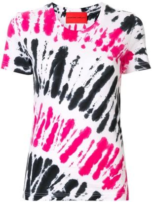 Strateas Carlucci Rich tie-dye T-shirt