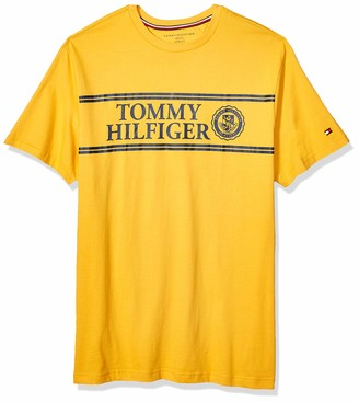 Tommy Hilfiger Size Men's Big and Tall Graphic T Shirt