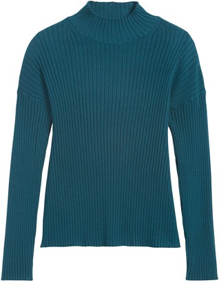 Banana Republic Ribbed Turtleneck Sweater Top