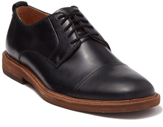 Warfield & Grand Childs Leather Cap Toe Derby