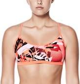 Nike Women's Crossback Graphic Sport Bikini Top