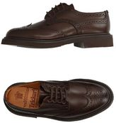 Tricker's Lace-up shoe