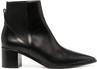 ATP ATELIER Pointed Leather Boots