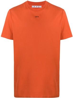 Off-White Stencil Arrows crew-neck T-shirt