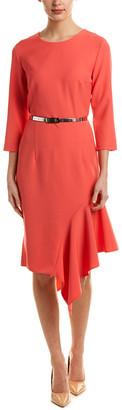 Sash Midi Dress