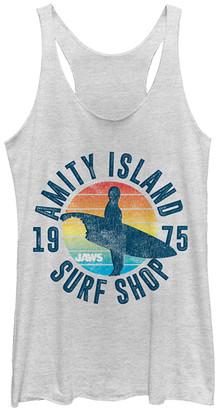 Fifth Sun Women's Tank Tops WHITE - Amity Surf Shop - Women & Juniors
