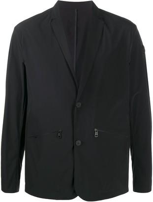 Moncler Single-Breasted Lightweight Jacket