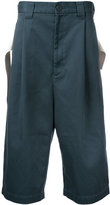 Miharayasuhiro chino skate pants - men - Cotton/Polyester - 48