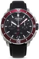 Alpina Seastrong Diver 300 Quartz Chronograph, 44mm