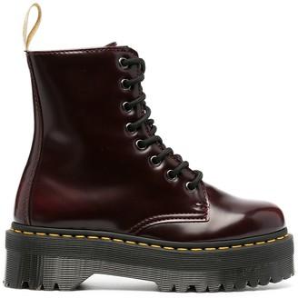 Dr. Martens Jadon vegan boots
