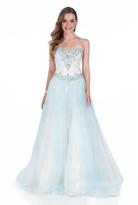 Terani Couture 1611P1105A Jeweled Sweetheart Ballgown