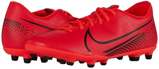 Nike Vapor 13 Club FG/MG (Laser Crimson/Black/Laser Crimson) Cleated Shoes