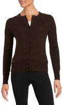 Lord & Taylor Cashmere Cardigan