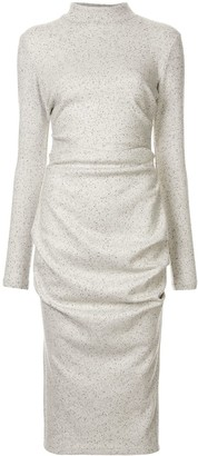 Acler Hogan slim-fit sweater dress