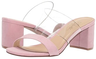 42 GOLD Liya (Black Suede) Women's Sandals