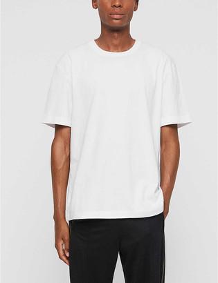 AllSaints Musica crewneck cotton-jersey T-shirt