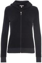 Juicy Couture Logo Velour Jc Crown Robertson Jacket
