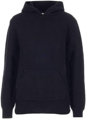 Woolrich Knitted Front Pocket Hoodie