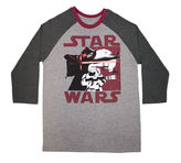 Star Wars STARWARS Fifth Sun 3/4-Sleeve Raglan Tee