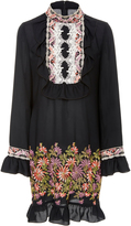Anna Sui Daisy Georgette Dress