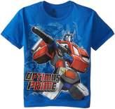 Transformers Big Boys' Optimus Prime Tee