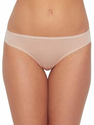 OnGossamer Women's Sheer Bliss Tanga Panty Invisible Lightweight Mesh