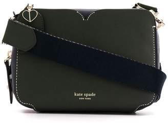 Kate Spade stitch detail shoulder bag