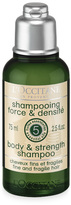 L'Occitane Body & Strength Shampoo (Travel Size) 75ml