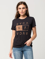 RVCA Higher End Womens Tee