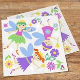 Olive Kids Fairy Princess Wall Decal Cut Outs, Kids Wall Decor