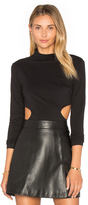 KENDALL + KYLIE Side Cut Out Top