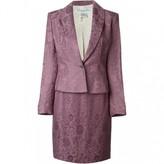 Christian Dior Purple Skirt for Women Vintage