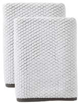 Nordstrom Cobble Bath Towel - Set of 2