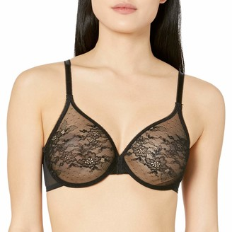 Gossard Women's Glossies Lace Sheer Bra