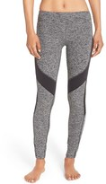 Beyond Yoga Women's Side Mesh & Contrast Panel Leggings